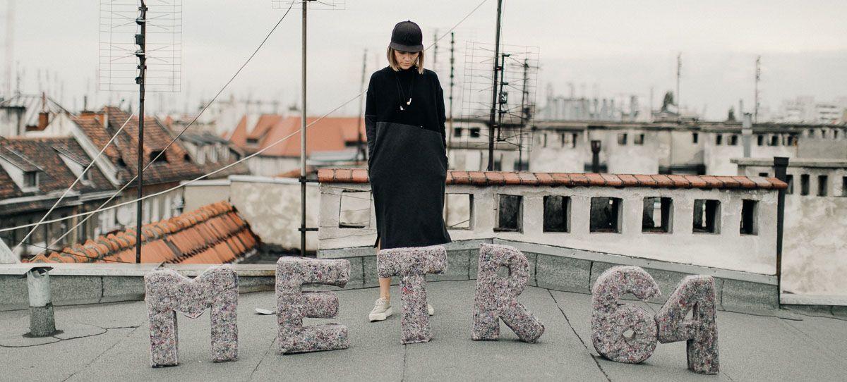 METR64 - POMIĘDZY - Torby Nerki Plecaki... - Odważne projekty wykonane ze starannie wyselekcjonowanych materiałów. Polski Handmade.