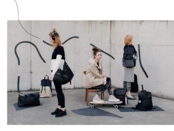 Torby Nerki Plecaki Bluza i zukienka z kolekcji połączenia marki METR64